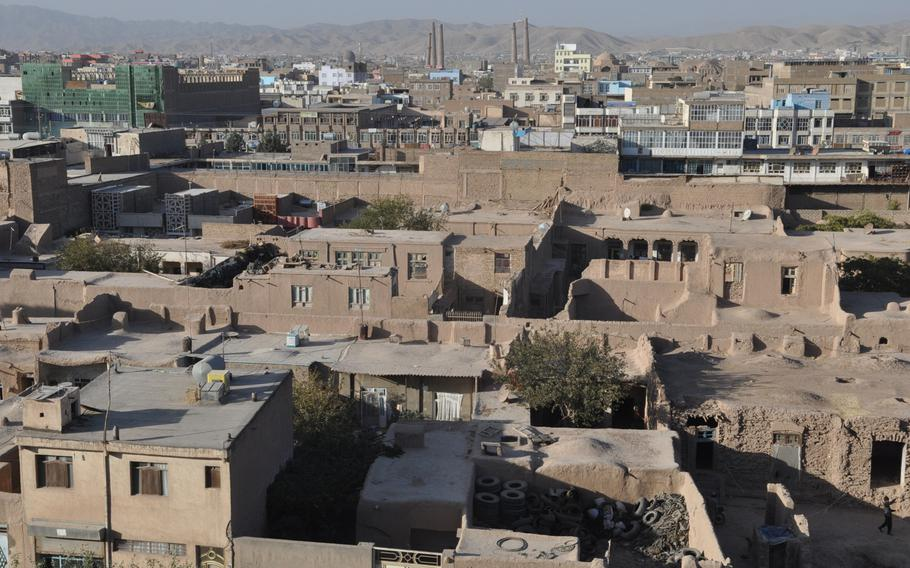Herat is a former Silk Road way station near Afghanistan's border with Iran that has grown into a regional capital with important business links to Iran and Turkmenistan. The city has been largely insulated from the violence of the past 12 years.