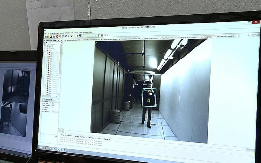 Microwave sensors of the Stand-off Detection of Explosives program indicate that the person is carrying a suspicious item under their clothes. The advantage of the STANDEX technology is that detection is remote-controlled and does not disturb the flow of passengers. The person is unaware that they are under suspicion and so will not activate the explosive device immediately, NATO researchers say.