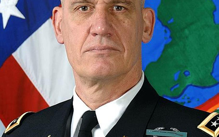 General David M. Rodriguez, commander United States Africa Command. AFRICOM is planning for a smaller training mission on the continent as it contends with a shrinking budget.  U.S. Army photo