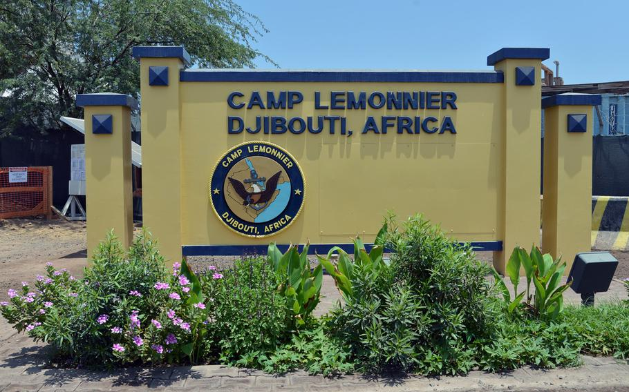 Camp Lemonnier, Djibouti, a former French foreign legion post taken over by the U.S. soon after the Sept. 11 terror attacks, is home to Combined Joint Task Force Horn of Africa.           `