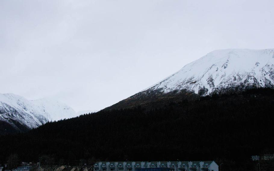 Visitors to Seward, Alaska, can cross country ski or ride snowmobiles to the foot of a glacier and check out seals, salmon, Alaskan king crabs and puffins at Seward's SeaLife Center during winter. A summer highlight in Seward, Alaska is a foot race up and down this steep hillside