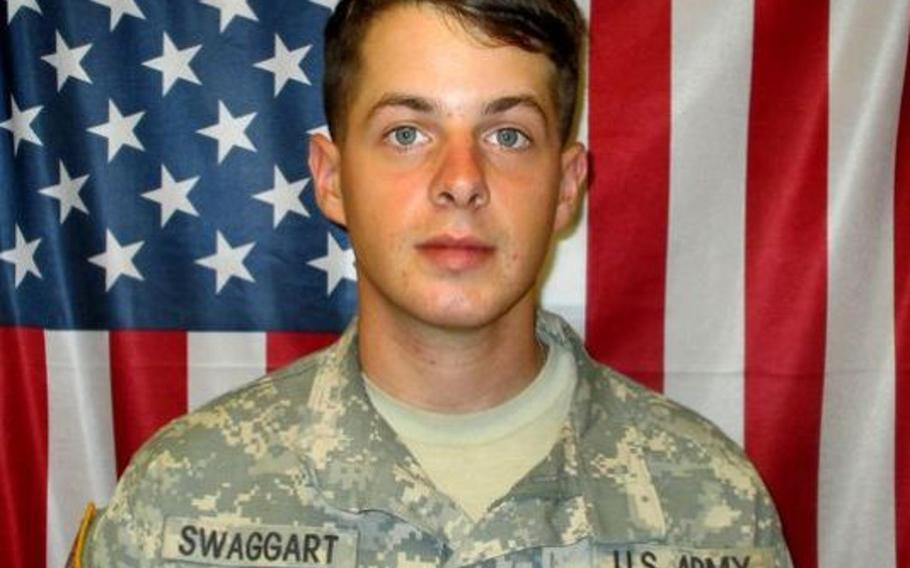 Pfc. Bailey Jerome Swaggart