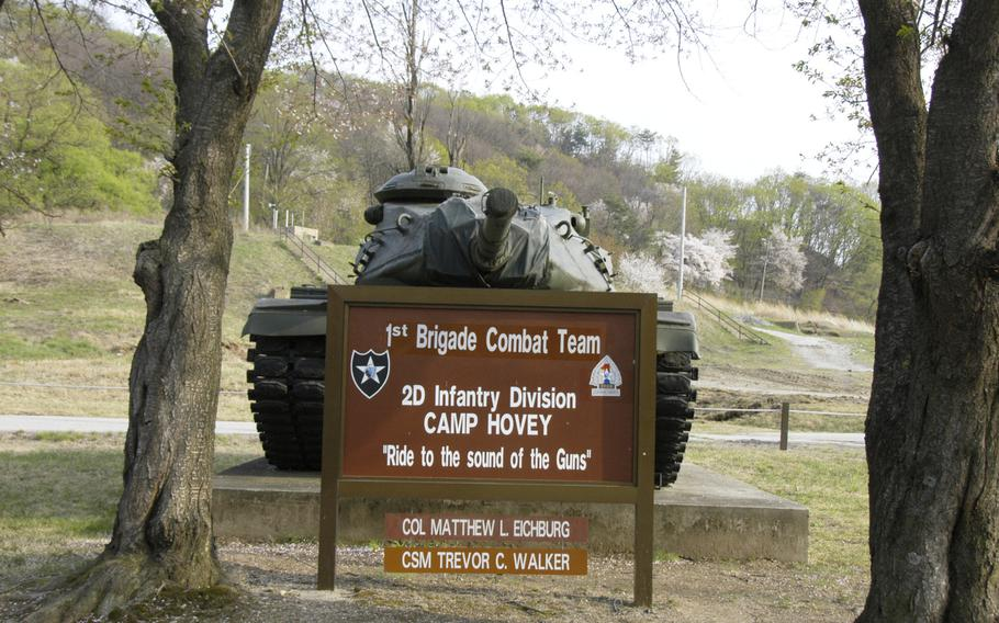 The 1st 'Iron' Brigade Combat Team is inactivating after more than 50 years in Korea.
