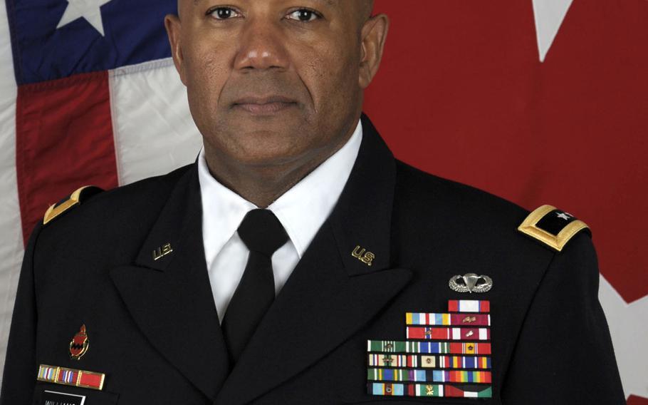 Maj. Gen. Darryl A. Williams