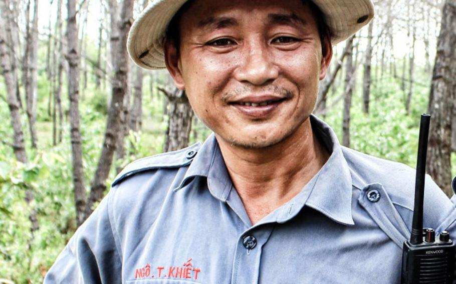 Ngo Thien Khiet, 45, died May 18, 2016, while working to clear unexploded ordnance from the Vietnam War in Quang Tri Province.