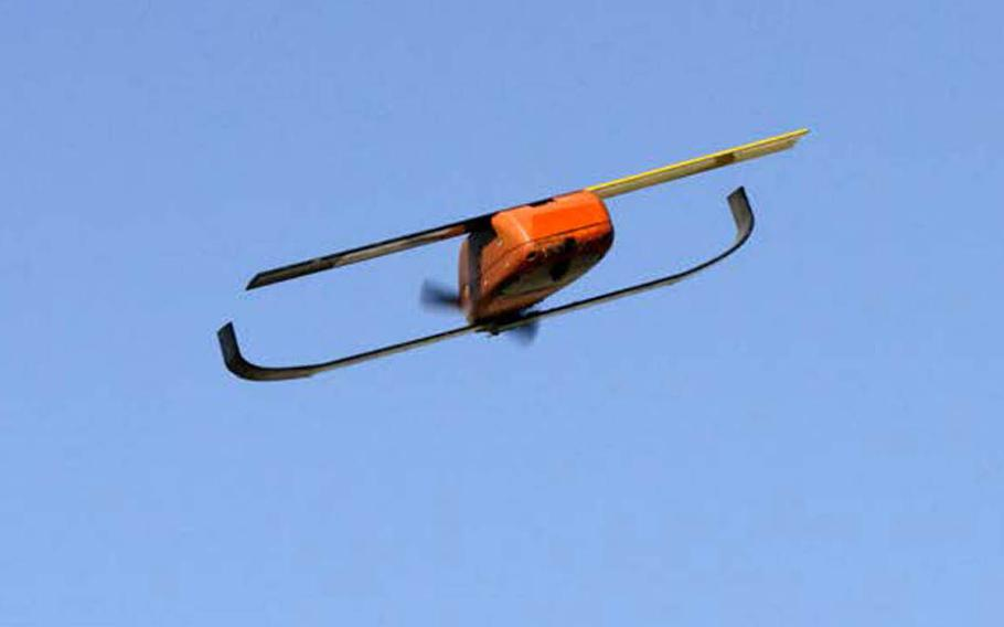 """The Pentagon's Strategic Capabilities Office unveiled the Perdix micro-drone swarm to millions of television viewers Sunday night on CBS in what the military officials called """"one of the most significant tests of autonomous systems under development."""""""