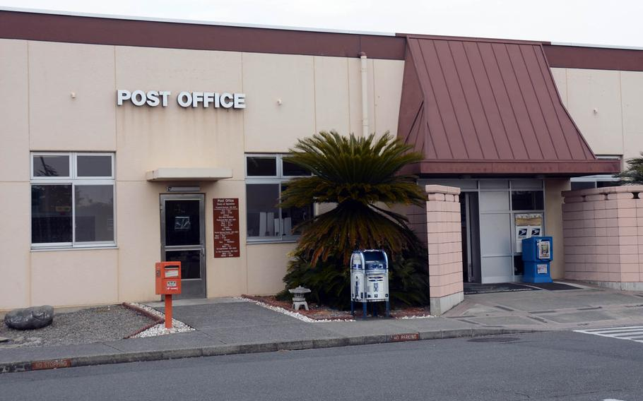 A Japanese court has sentenced a man to six years in prison for his part in a scheme that involved mailing drugs to a post office box at Yokota Air Base, Japan, in September 2015.