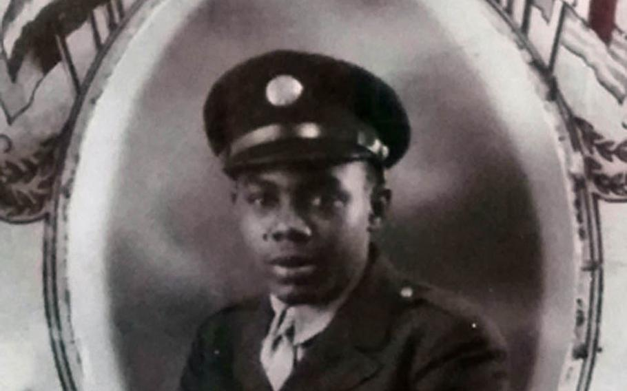 Army Pvt. Mack Homer was killed in an explosion in Normandy, France, on July 7, 1944, one month after the D-Day invasion.