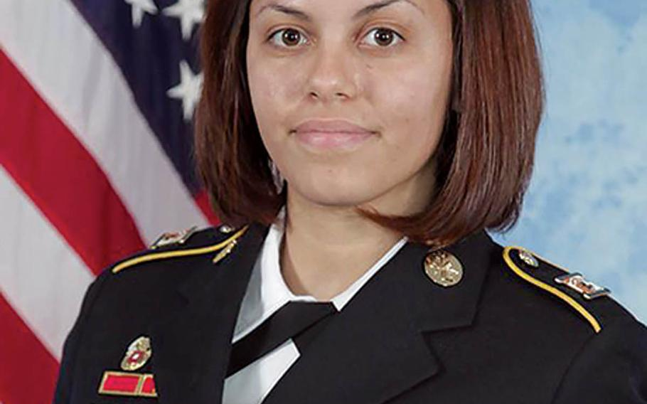 The Army has released the final images taken by combat photographer Spc. Hilda Clayton moments before she died during a live-fire training accident in Afghanistan in 2013.