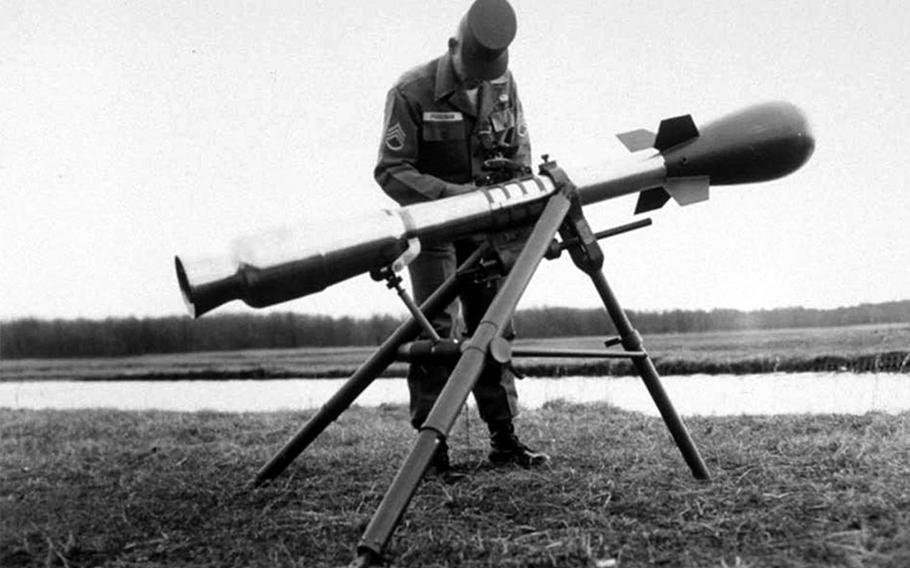 In 2005, the Army discovered components of the Davy Crockett Weapons System at Schofield Barracks on Oahu. The system, designed to fire tactical nuclear weapons, was never actually used in warfare.