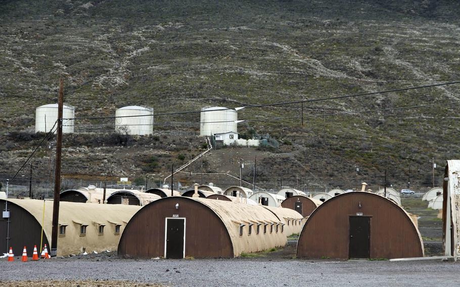 Most of the 1950s-era Quonset huts at the Pohakuloa Training Area are slated to be razed and replaced by modern barracks as part of a seven-year modernization plan for the cantonment area of the installation on the island of Hawaii.
