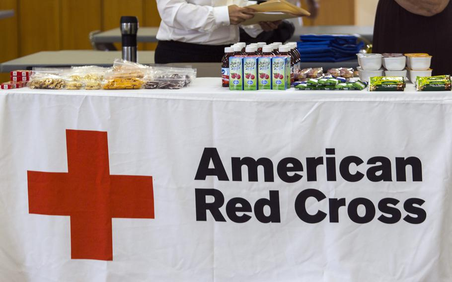 American Red Cross offices at U.S. military bases in Europe are launching a new initiative to welcome contractors and their families working overseas, since many of them are here on their own without sponsors and base support. One of the first open houses takes place at Ramstein Air Base, Germany, on Tuesday, at 10 a.m. in Building 2118, fourth floor.
