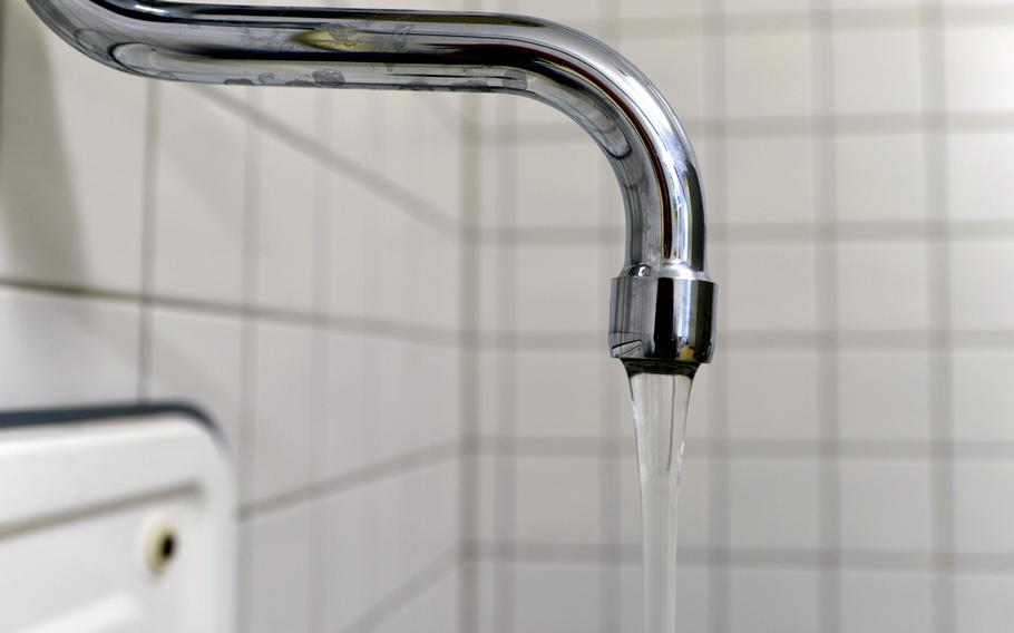 In February the Army started testing Landstuhl Regional Medical Center and other Army buildings as part of a testing program ordered by the German government. Legionella bacteria can only be transmitted by inhaling water vapor; water with the bacteria is regarded as safe to drink. But showering in water with high levels of the bacteria is considered risky.