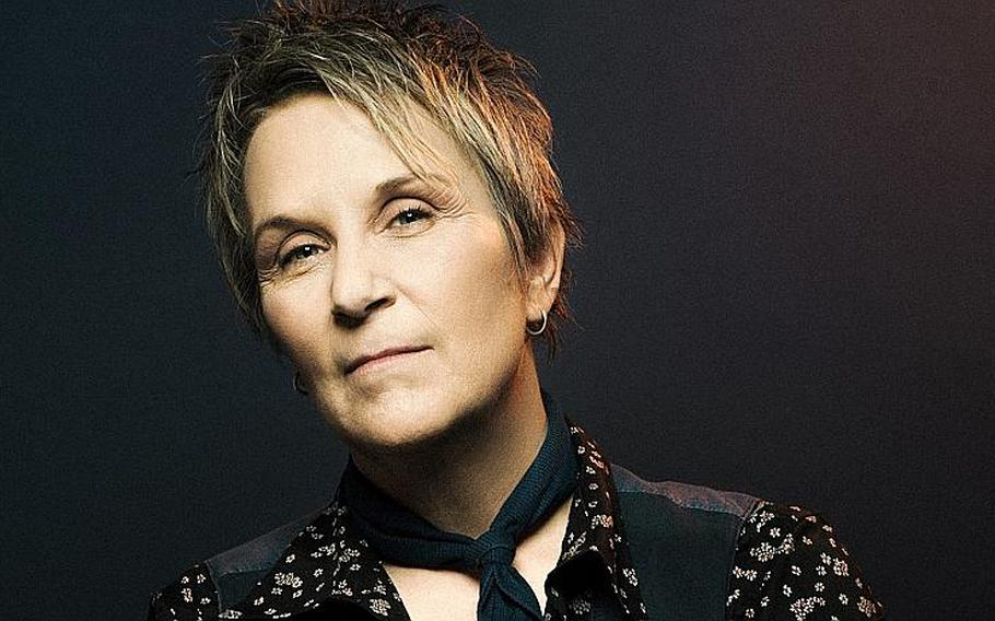 """Acclaimed singer-songwriter Mary Gauthier's latest album, """"Rifles & Rosary Beads,"""" features 11 songs written with — and about — veterans and military spouses. The songs address veterans' struggles to assimilate to society after service; survivors' guilt; and camaraderie among servicemembers. In others, the subjects range from military sexual trauma to the sacrifices of military families."""