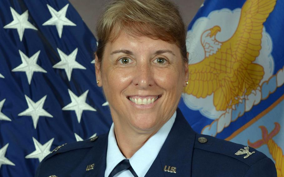 Col. Kerry Proulx, commander of Osan Air Base's 51st Mission Support Group, has been relieved due to a loss of confidence in her ability to effectively lead, according to the Air Force.