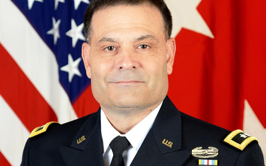 Maj Gen. Ryan Gonsalves' retirement from the Army came six months after an IG probe faulted him for disrespectful conduct toward to a congressional staffer.