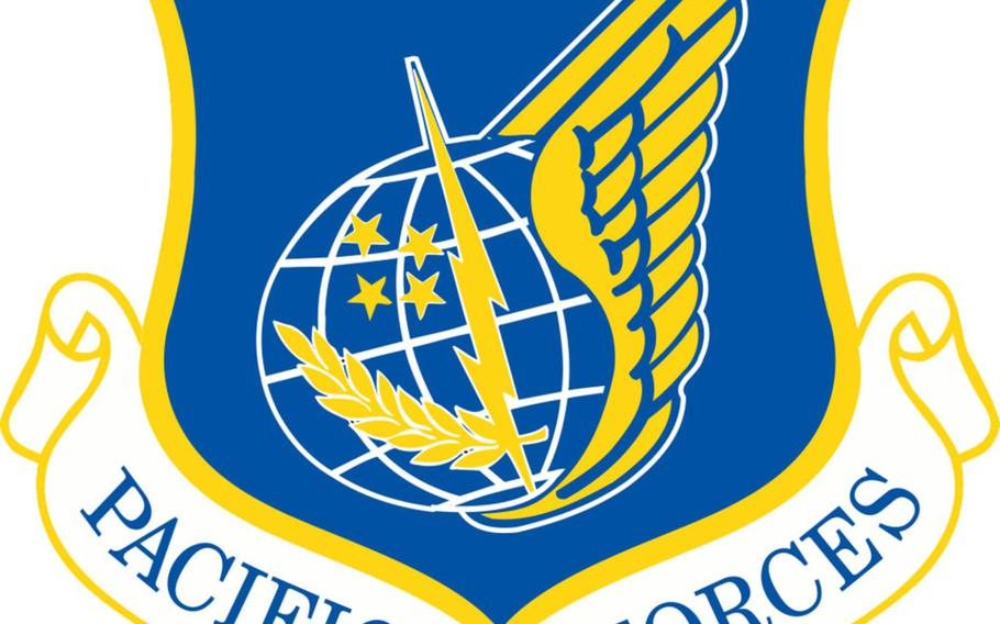 Pacific Air Forces includes roughly 46,000 military and civilian personnel based primarily in Hawaii, Alaska, Japan, Guam and South Korea.