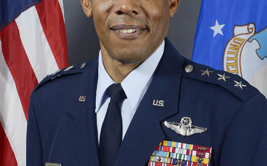 Lt. Gen. Charles Brown Jr., deputy commander of U.S. Central Command, has been nominated to lead Pacific Air Forces in Hawaii.