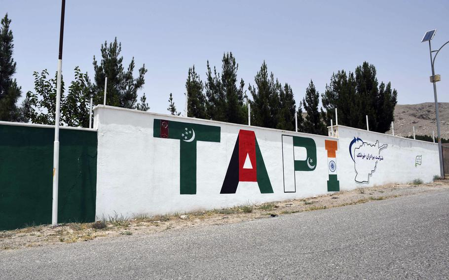 The TAPI natural gas pipeline, named for the four nations partnering in the project, has been hailed as the great economic hope of the region, a 1,127-mile pipeline transporting natural gas from Turkmenistan through western Afghanistan to energy-hungry Pakistan and India.