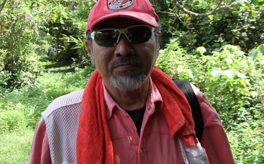 Kuentai founder Usan Kurata is a Shinto priest.