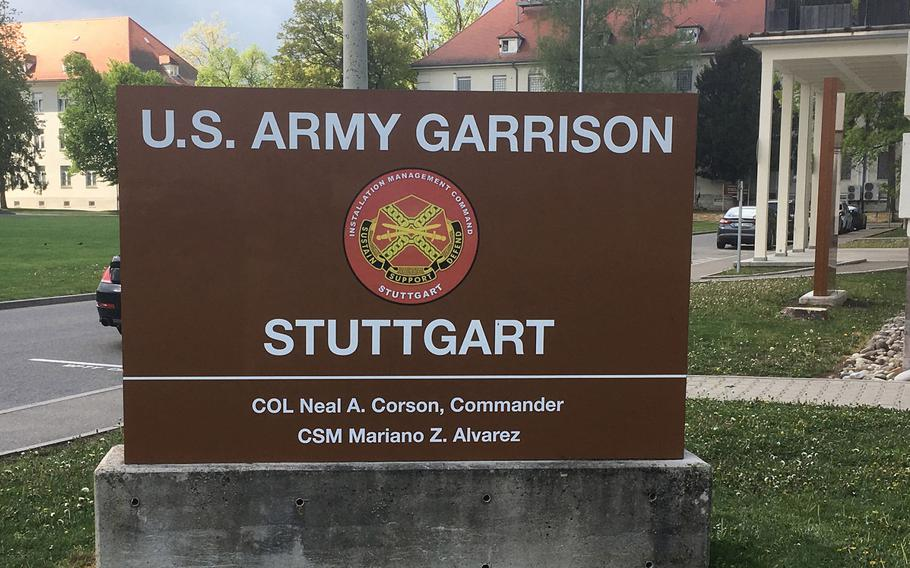 Sporadic city power outages connected to an ongoing heatwave in southern Germany have affected some operations at U.S. military installations in the Stuttgart area.