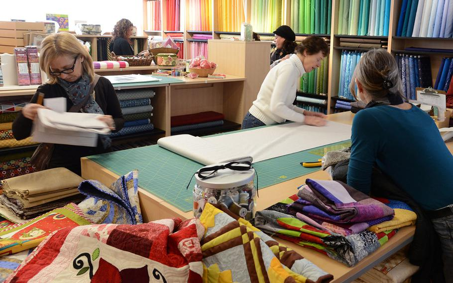 A new  Government Accountability Office audit says the military is not spending as much as it should on MWR family programs, such as this arts and crafts center.