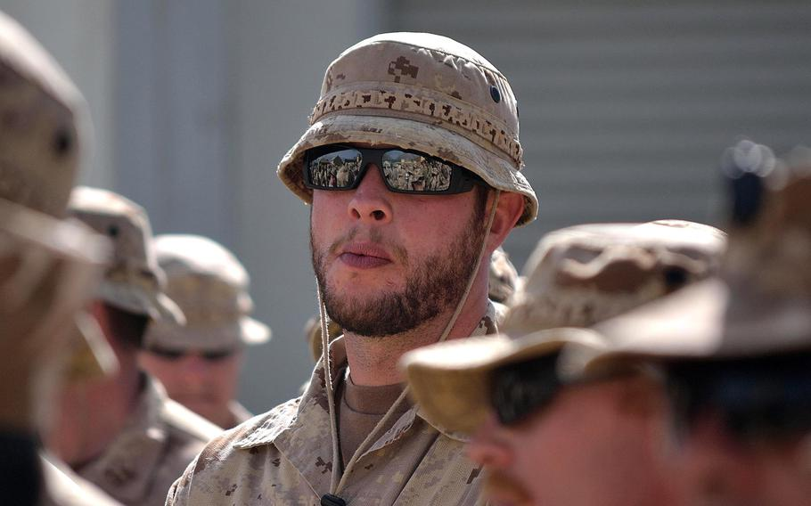 Members of Canada's military can now all wear beards, provided they do not go full mountain man.