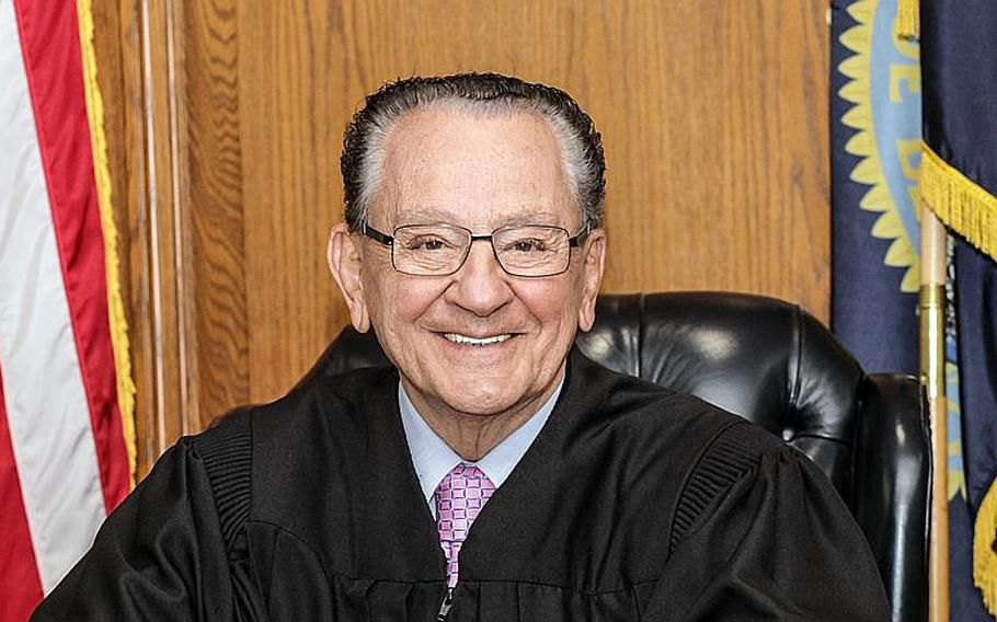 """Judge Frank Caprio, star of the nationally syndicated television show """"Caught in Providence,"""" is known for his compassionate rulings."""