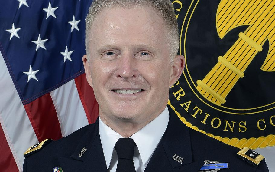 Gen. Tony Thomas, commander U.S. Special Operations Command, called for an internal review following a series of misconduct allegations.   Courtesy USSOCOM