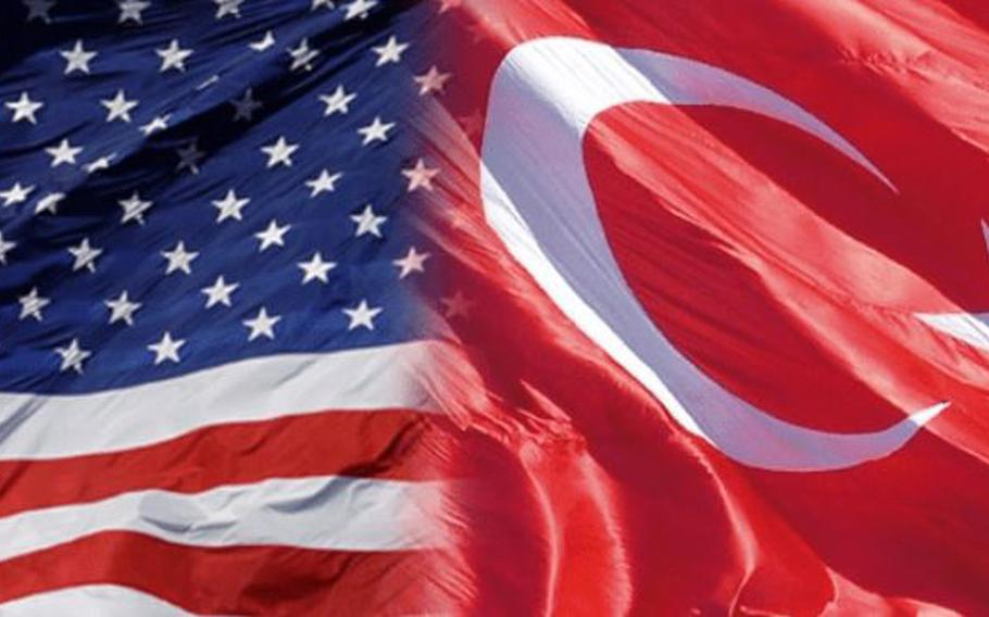 Turkish officials detained a U.S. servicemember in connection with accusations he has links to a U.S.-based Turkish cleric the Ankara government regards as an enemy, local media reported Thursday.