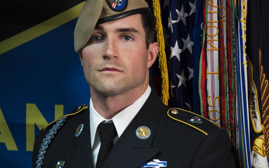 Sgt. Cameron A. Meddock, 26, of Spearman, Texas, died Thursday at Landstuhl Regional Medical Center, Germany, after being wounded by small arms fire during combat operations in Afghanistan.