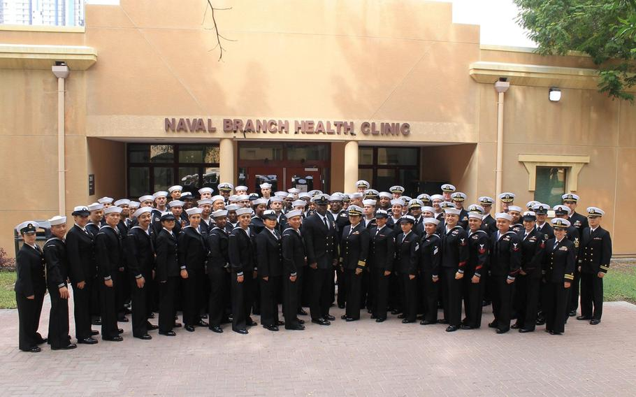 The Naval Branch Health Clinic at Naval Support Activity Bahrain shut down twice over two days on March 24 and 25, due to an unidentified odor. The facility has reopened and continuing normal operations on Tuesday, March 26, 2019.