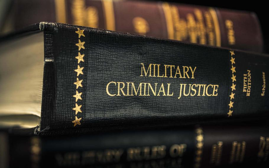 Black and Hispanic servicemembers are more likely to face criminal investigations and trials, according to a Government Accountability Office report.