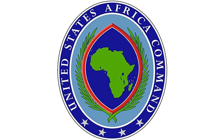 U.S. AFRICOM logo