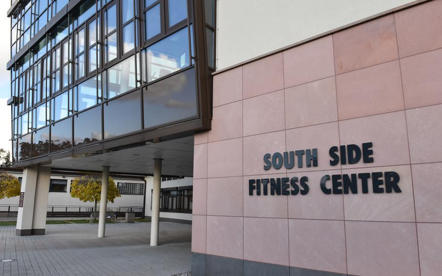 The South Side Fitness Center at Ramstein Air Base, Germany, now has 24-hour access and is getting WiFi installed, a project funded with money the base received for being named the Air Force's best installation this year.