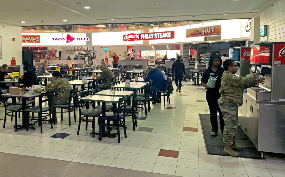 Customers ordering out from fast food restaurants on overseas bases may soon be receiving months of charges dating from June through October due to a technical error, AAFES said.