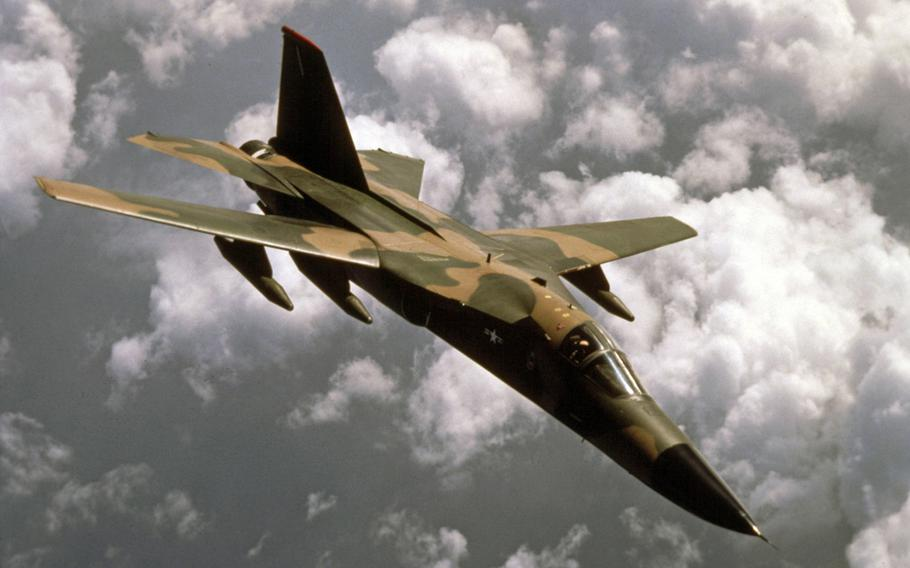 The RAF Lakenheath-based 495th Fighter Squadron flew F-111 Aardvarks before it was  deactivated in 1991. The squadron is to be reactivated at Lakenheath next year, flying F-35A Lightning IIs.