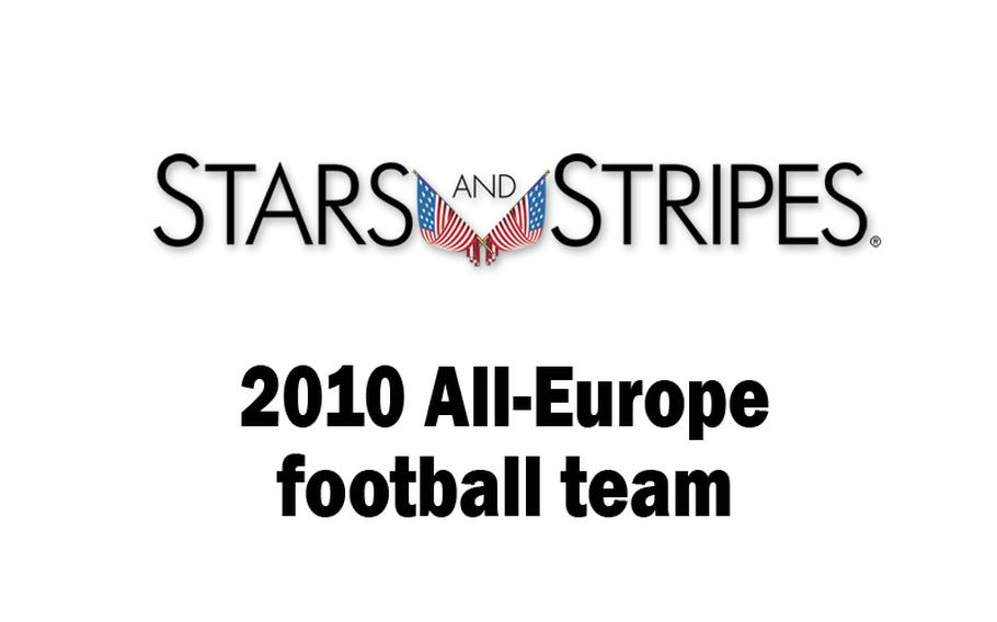 Photos, statistics and coaches' comments on the 2010 all-stars.