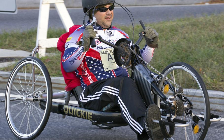 The 30th Army Ten-Miler in Arlington, Va. and Washington, D.C., Oct. 12, 2014.