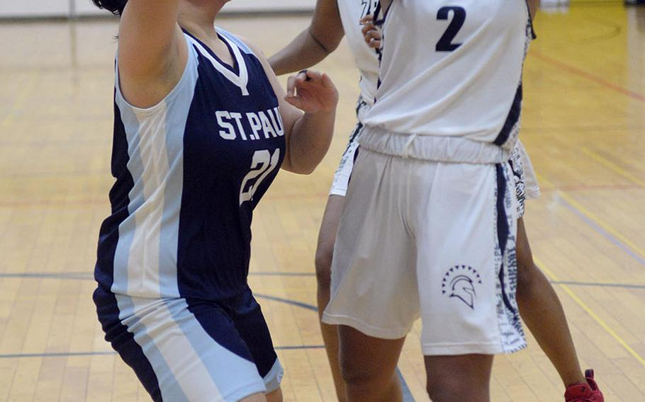 Reigning Most Valuable Player and sophomore guard Chloe Sterling is one of three key returning starters for Zama  as it seeks to make it back-to-back Far East Division II Tournament titles.