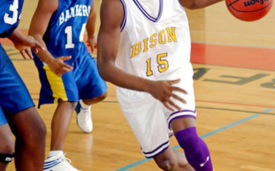 Mannheim's Rickey Gardner began his athletic career as a baseball and football star and he started high school as a 5-foot-4, 100-pound basketball novice. Now, at 6-2, Gardner is averaging 14.1 points, 6.8 rebounds and nearly three blocks per game.