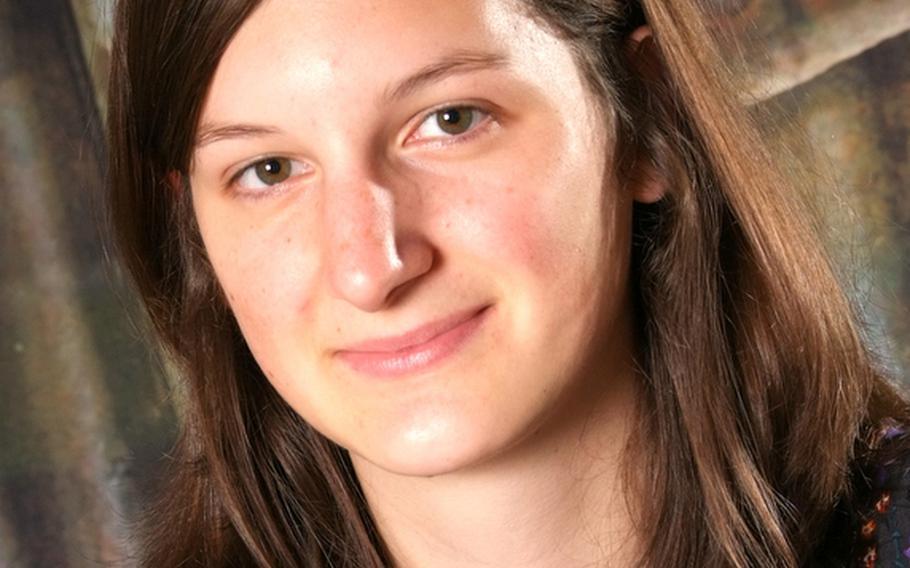 Teresa Muldoon, SHAPE outside hitter