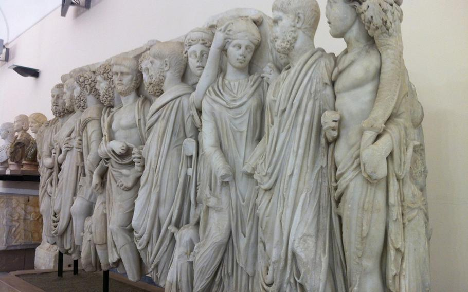 The Naples National Archaeological Museum is full of the wonders of Roman antiquity, where artists created intricate, enduring works of art.