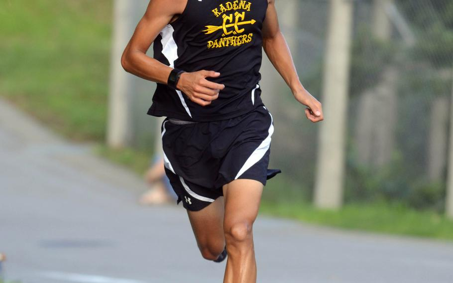 Kadena senior Andrew Kilkenny, the reigning Far East boys cross country champion, feels a cancellation of this year's meet would not affect just the runners, but parents, coaches and anybody in the community with anything invested in their teams.