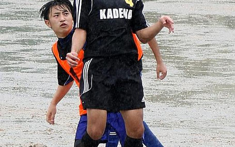 Senior Junta Callahan returns to the lineup after taking last season off, partly due to injury and partly to focus on activities with his Japanese club team. His Kadena boys soccer team is trying to return to the top after a couple of disappointing finishes for the Panthers.