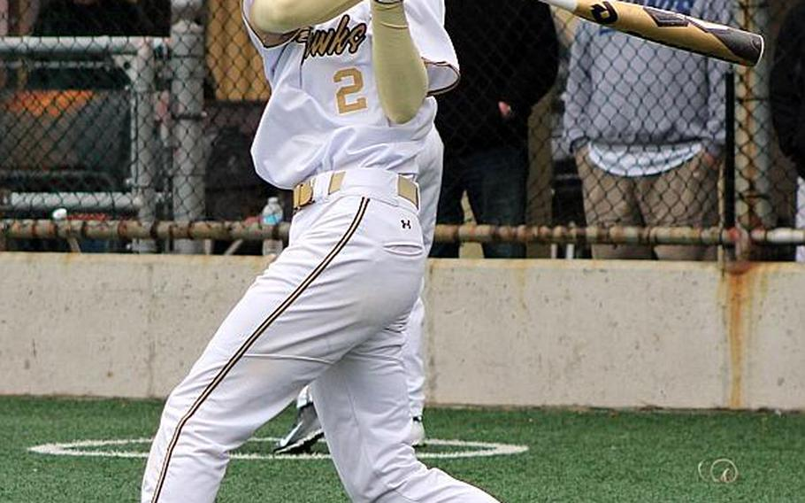 Batters such as Humphreys junior Brice Bulotovich could have something of an advantage during Far East Division II baseball tournament due to pitch-count limits, which may force opposing coaches to spread out the pitching load instead of relying on a couple or three aces.