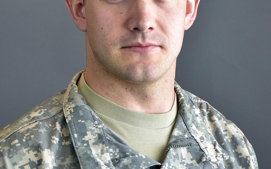 Sgt. Justin Olsen