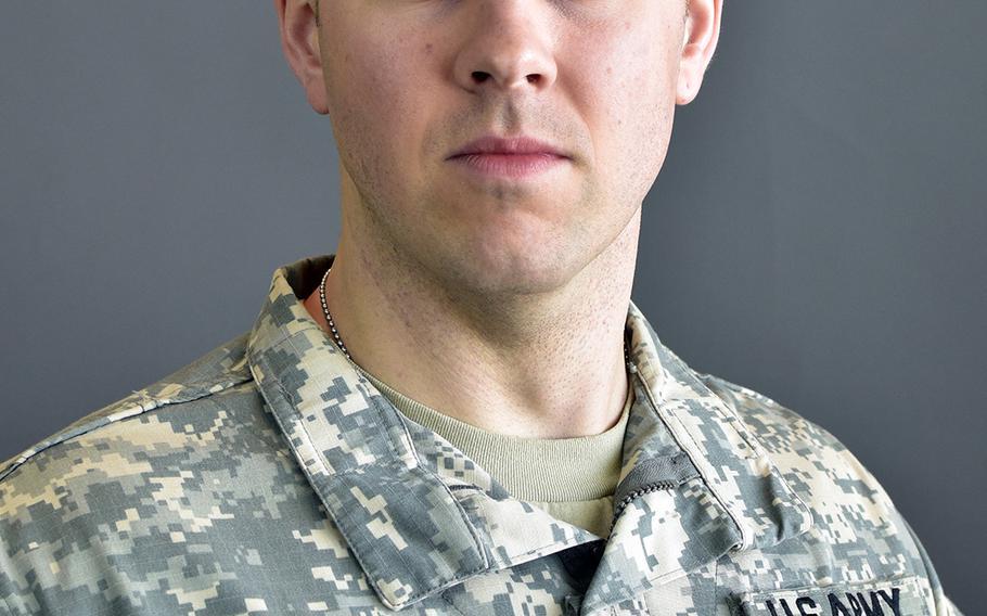 Sgt. Matt Mortensen