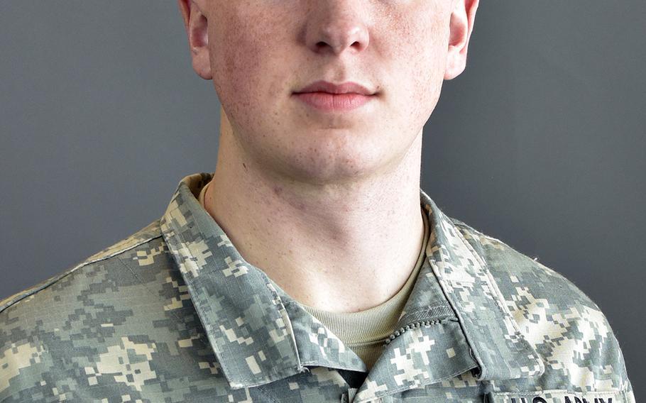 Sgt. Taylor Morris