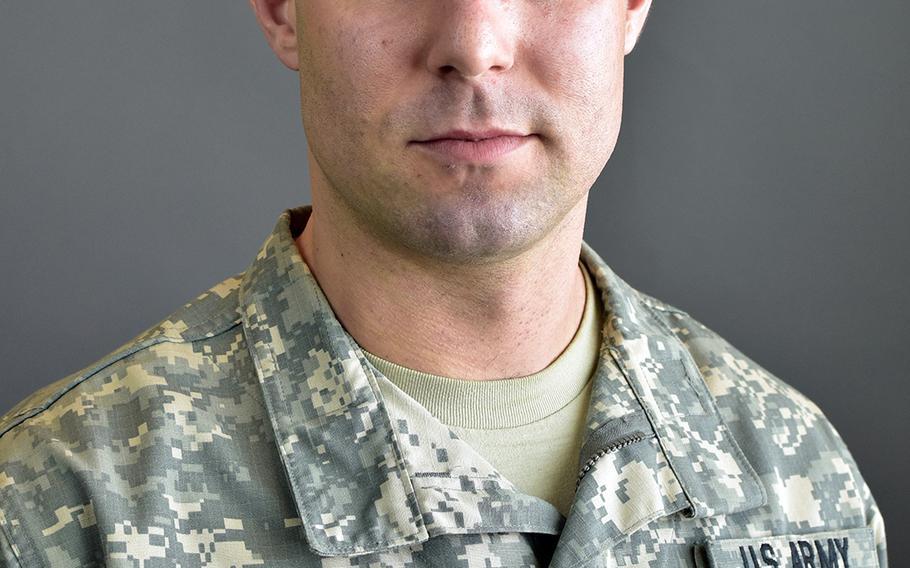 Sgt. Nick Cunningham